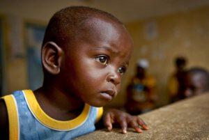 revščina preživetje afrika
