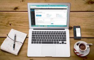 spletišče spletne strani wordpress