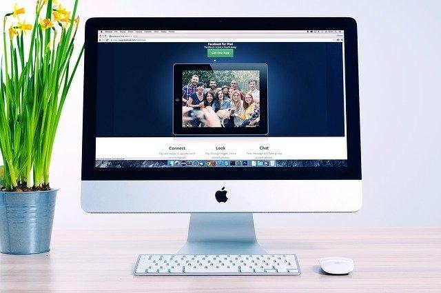 spletišče spletne strani wordpress ekran