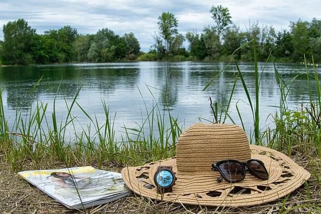 velenjsko jezero zelenje