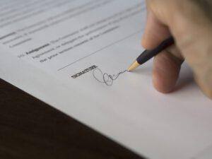 kolektivna pogodba podpis