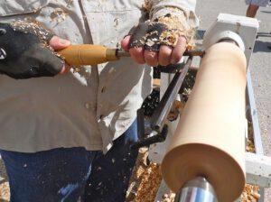 skobeljni stroj les trske