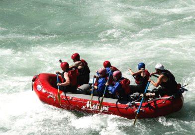 Rafting – atraktiven adrenalinski šport