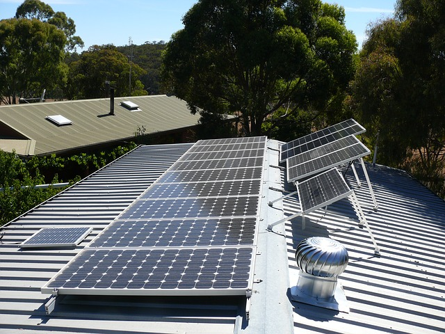 sončna elektrarna cena